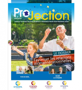 Une magazine Projection du SYNERPAS de juin 2019